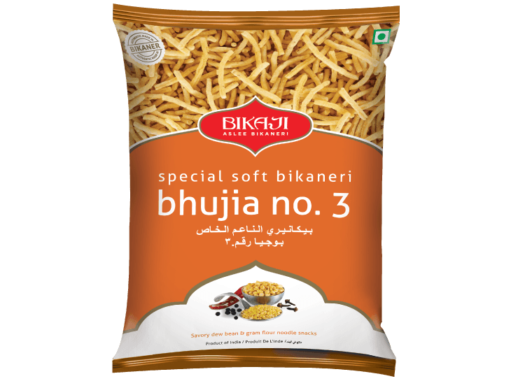 Bikaji Super No. 3 Bhujia Buy Online