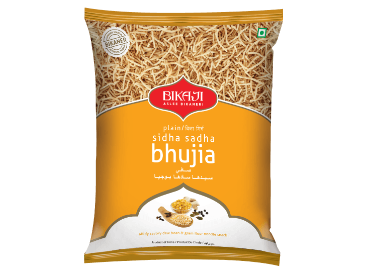Bhujia without Chilli