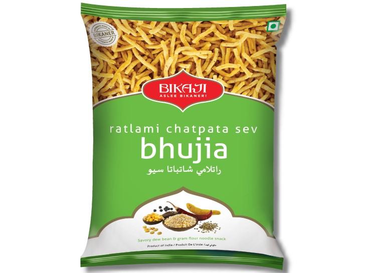 Buy Chatpata Sev, Bikaji Bhujia Online