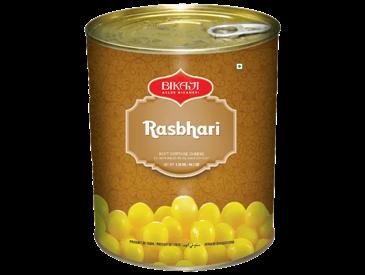 Rasbhari, Bikaji Sweets