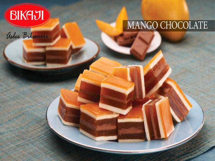 Bikaji Mango Chocolate Sweet