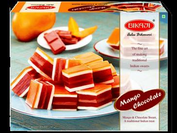 Bikaji Mango Chocolate