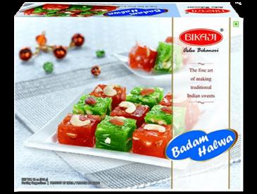 Bikaji Badam Halwa, Buy Sweets Online