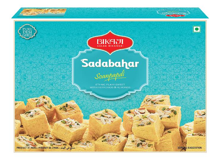 Bikaji Soan Papdi, Bikaji Sweets