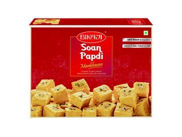 Soan Papdi, Bikaji Sweets