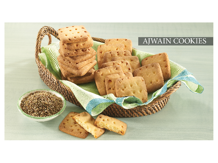 Ajwain Cookies, Bikaji, Bikaner, Bhujia Online