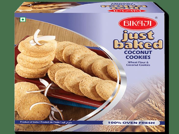 Bikaji Coconut Cookies online