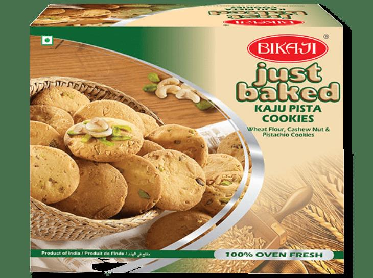 Buy Bikaji Kaju Pista Cookies online