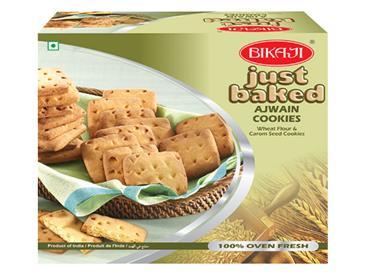 Ajwain Cookies, Buy Bikaji Cookies