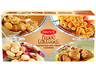 Buy Bikaji Dry Fruit Cookies