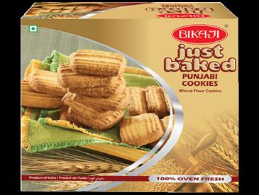 Buy Bikaji Punjabi Cookies Online