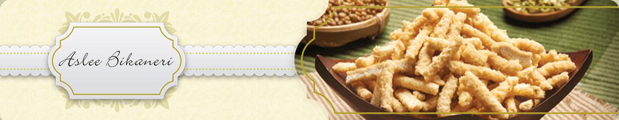 Bikaji Bikaneri Bhujia, Papad, Namkeens, Sweets