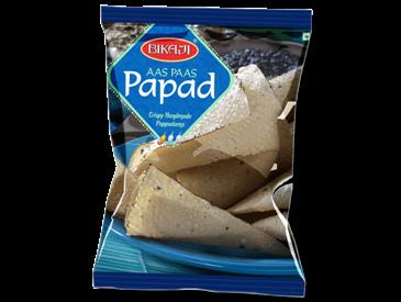 Buy Bikaji Papad, Bikaji Namkeen online