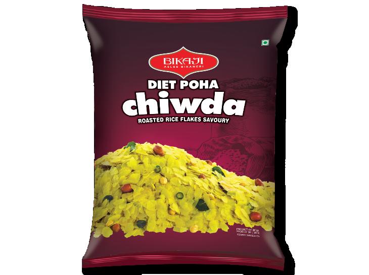 Diet Poha Chiwda