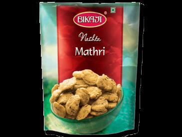 Bikaji Nashta Mathri