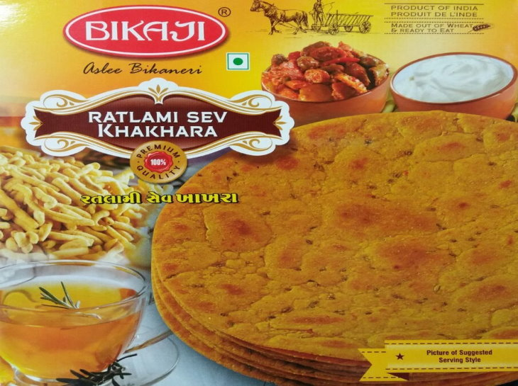 Bikaji Khakhara, Khakra