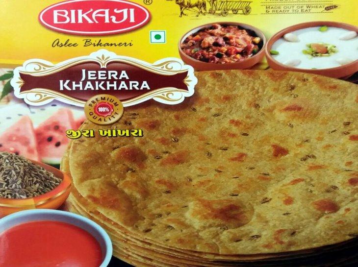 Jeera Khakhara