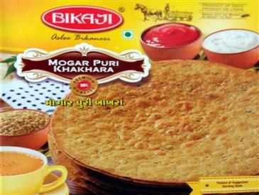 Mogar Puri Khakhra