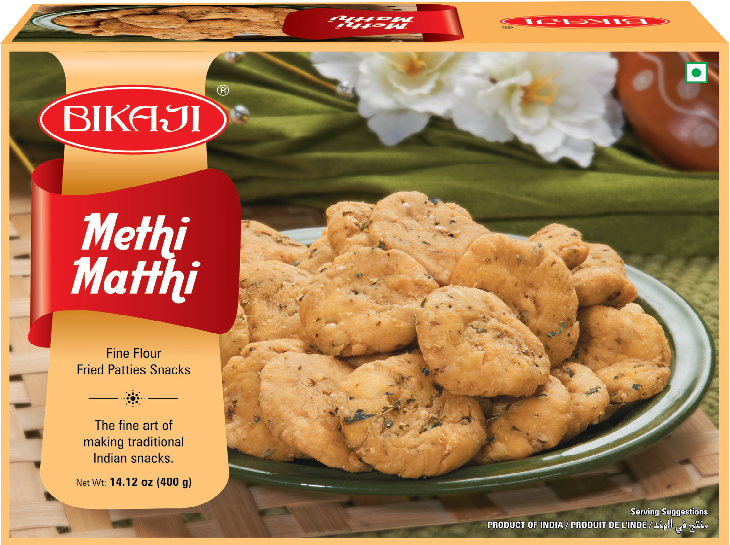Methi Matthi, Bikaji Snacks