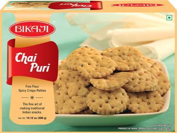 Chai Puri, Tea Time Snack