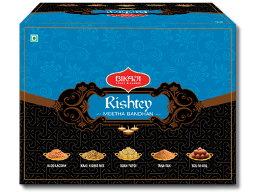 Bikaji Rishtey Meetha Bandhan