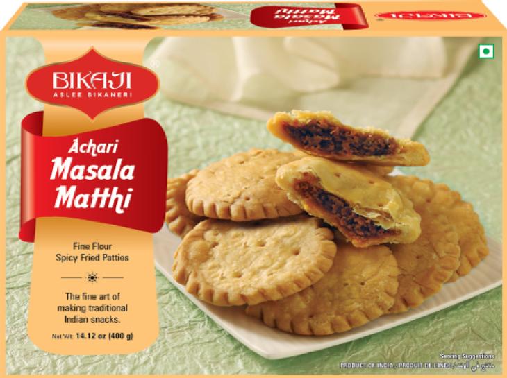 Achari Masala Matthi
